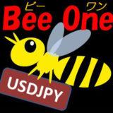 【FX自動売買EA】BeeOne_USDJPYの評価・レビュー・検証結果まとめ